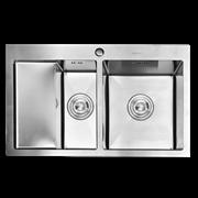 Кухонная мойка из нержавеющей стали Gerhans K37851-SR