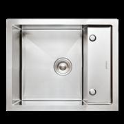 Кухонная мойка из нержавеющей стали Gerhans K36050-Х (600х500 мм)