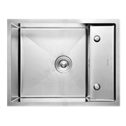 Кухонная мойка из нержавеющей стали Gerhans K36550-Х (650х500 мм)